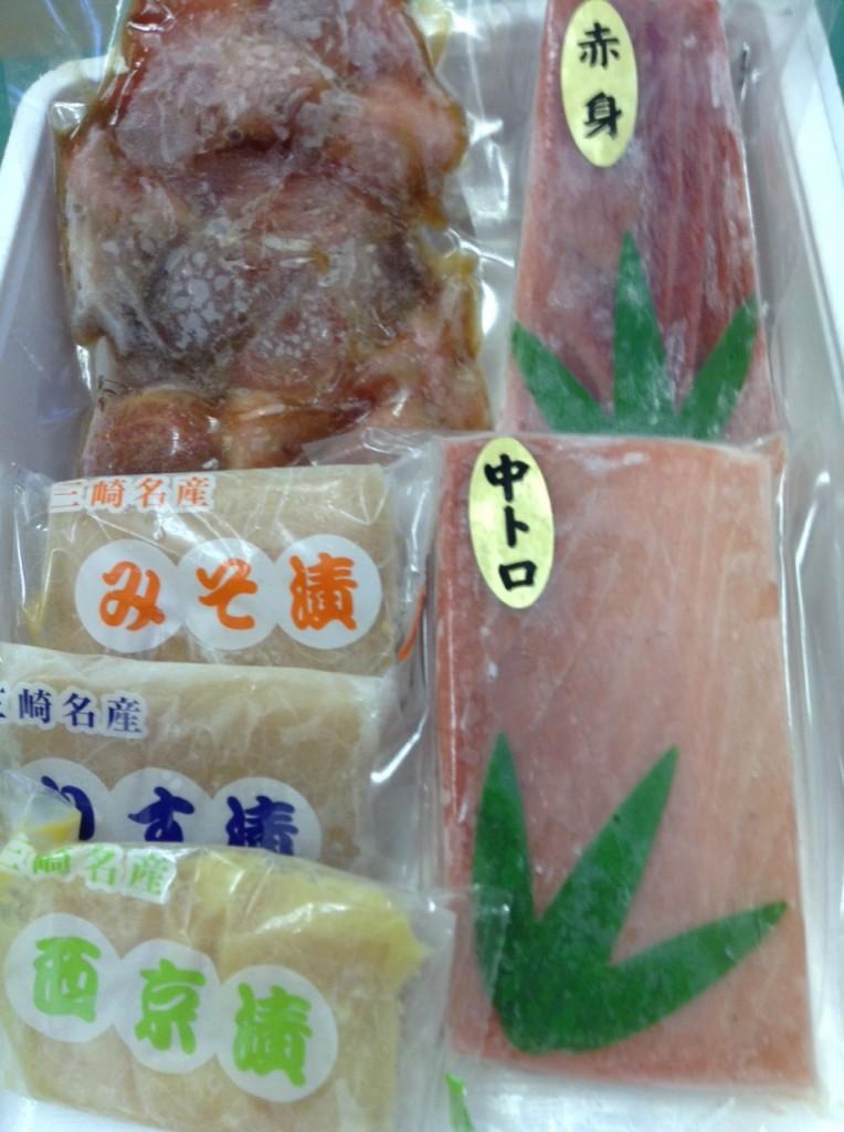 新鮮なとれたて地魚の小売り始めました7
